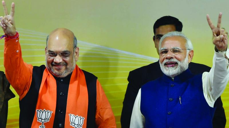 BJP likely to release first list of candidates for Lok Sabha polls today