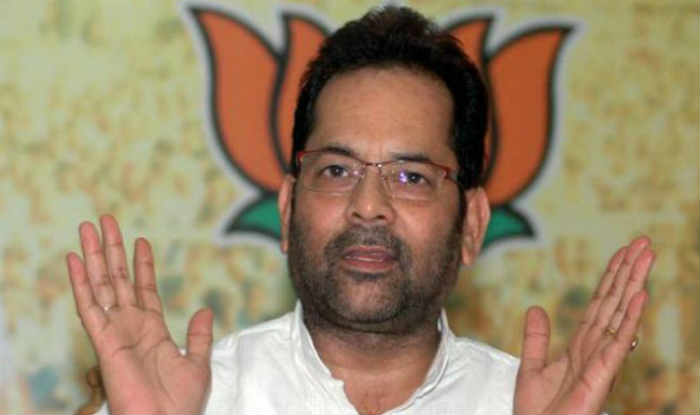 NDA has worked for all, including minorities, says Mukhtar Abbas Naqvi