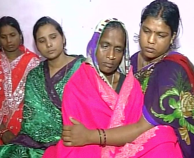 Daughter of BSF trooper mutilated wants 50 heads in revenge