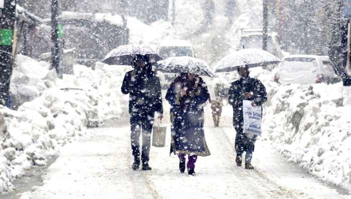 MeT predicts more rain in Kashmir Valley