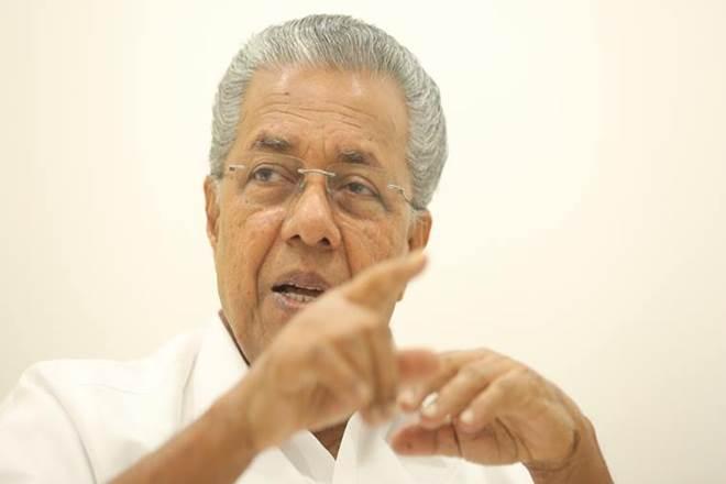 Kerala CM P Vijayan praises Kim Jong-un