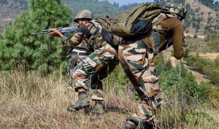 Army foils major infiltration bid in Macchil, 5 terrorists killed
