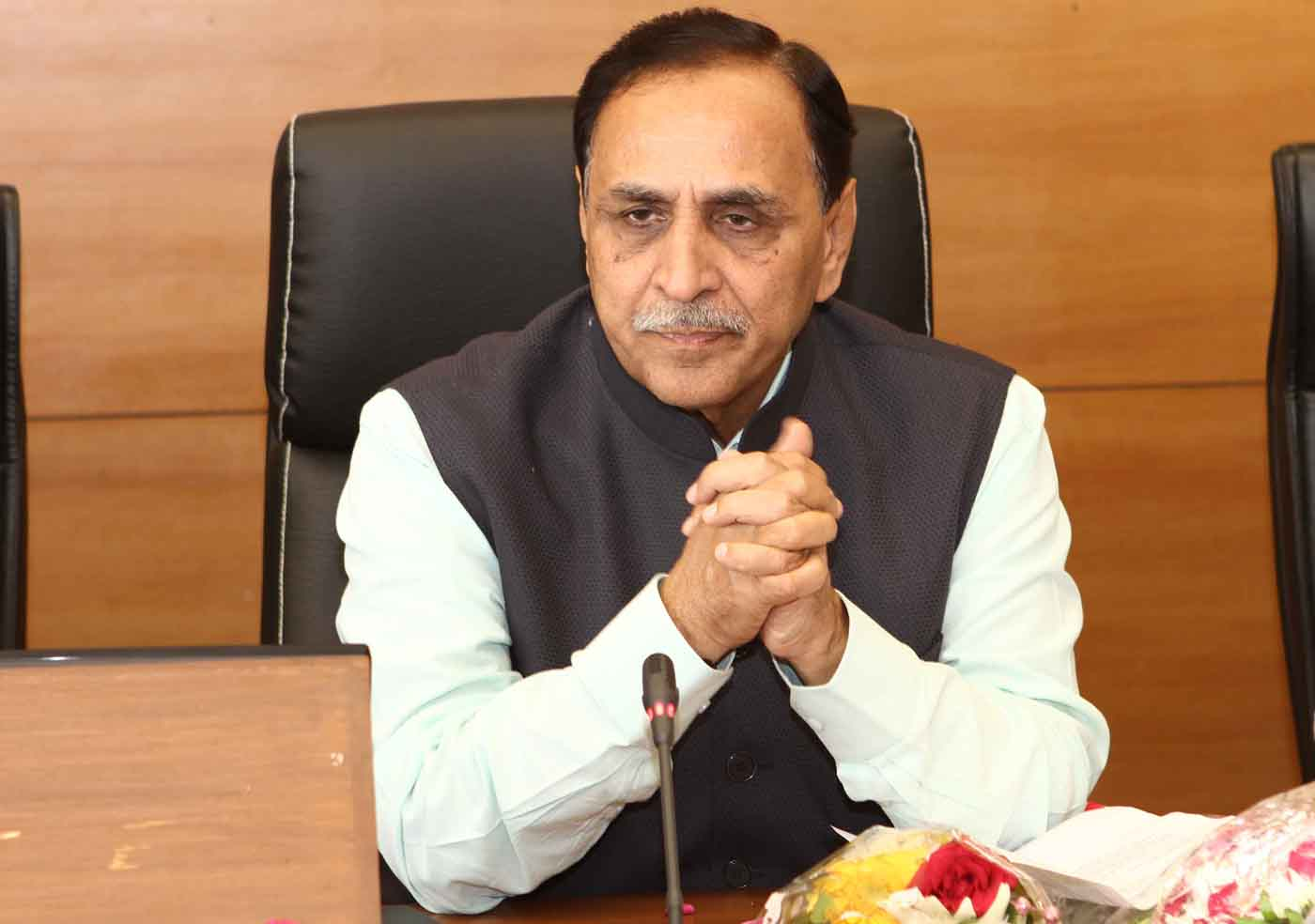 Gujarat CM Vijay Rupani launches online registration portal to facilitate setting up of new MSME units