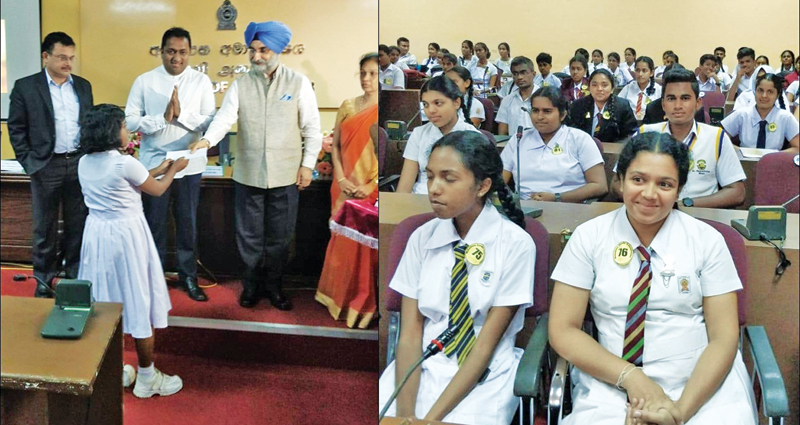 Mahatma Gandhi Scholarships awarded to 150 Sri Lankan students