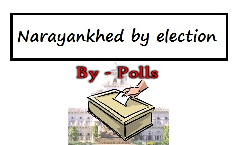 By-election to Narayankhed Assembly constituency held today