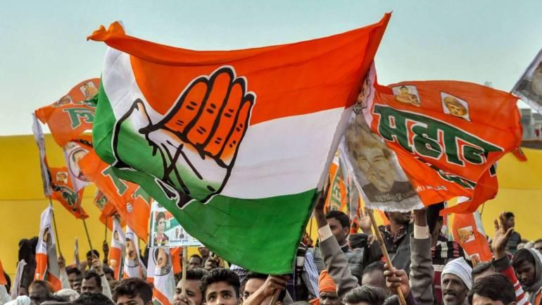 Congress takes dig at BJP