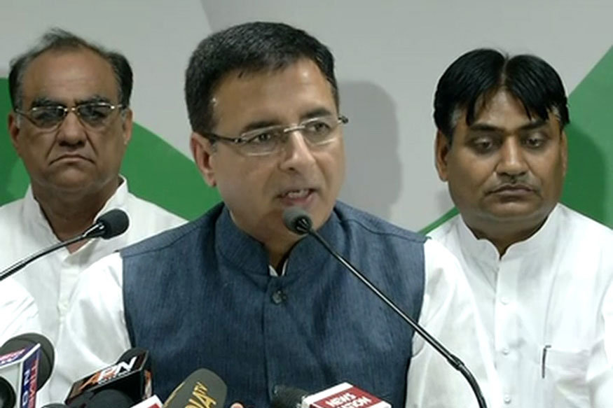 BJP government similar to British Raj: Congress