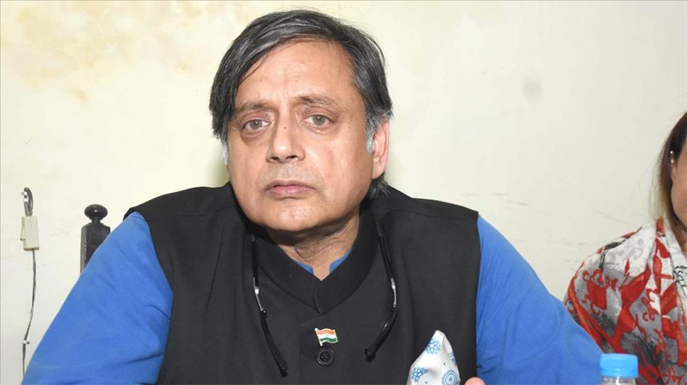 Sashi Tharoor gets anticipatory bail in Sunanda Pushkar