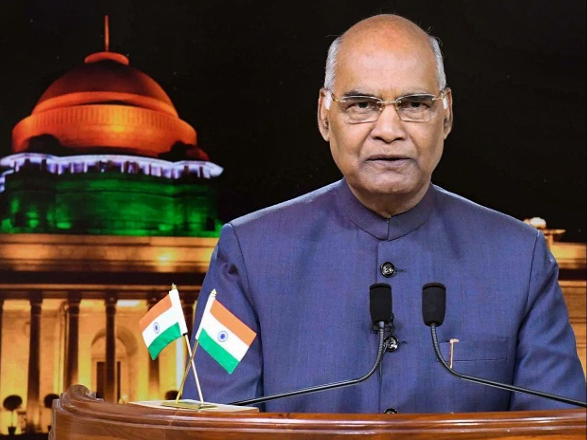 Scrapping Article 370 to bring immense benefits for JK, Ladakh: President Kovind