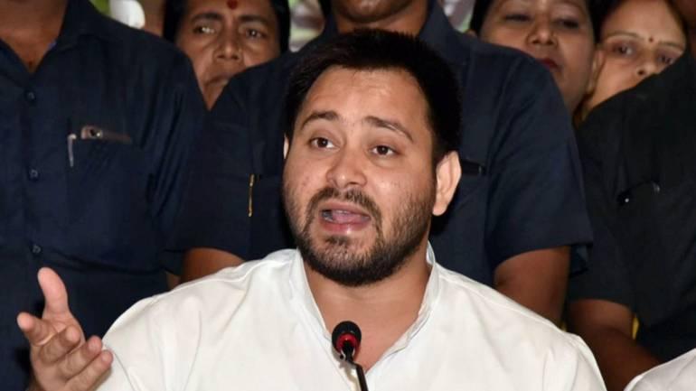 CBI, ED functioning as BJP wings, says Tejaswi Yadav