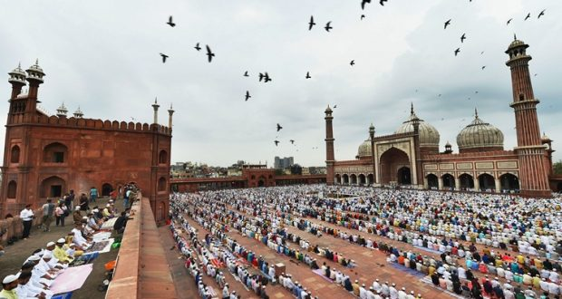 Eid-ul-Azha celebrated with religious fervour & gaiety