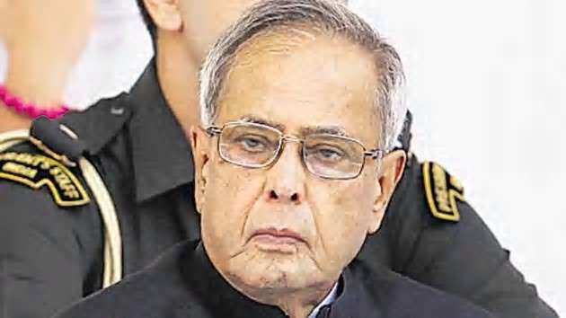 Covid-19 positive Pranab Mukherjee on ventilator support after brain surgery, remains critical