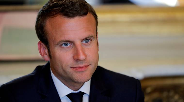 French President Emmanuel Macron to arrive in India today
