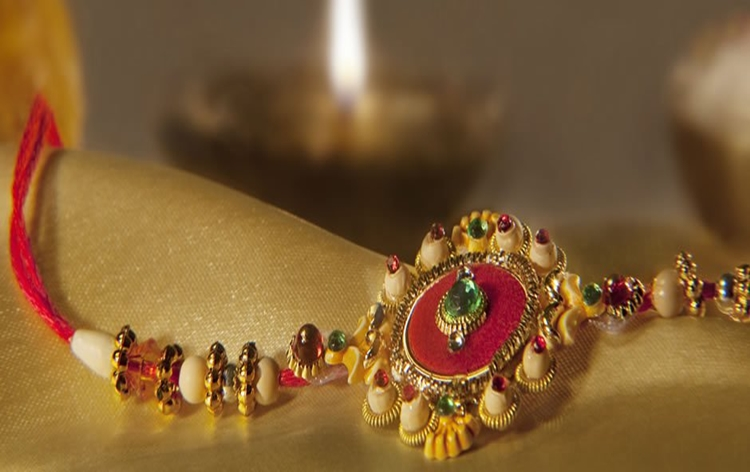 Raksha Bandhan being celebrated with traditional fervour
