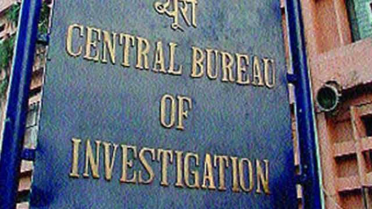 CBI carries out searches at 22 locations in West Bengal in chit fund scam case
