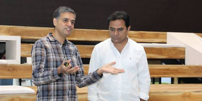Telangana government to work with Microsoft, Infosys