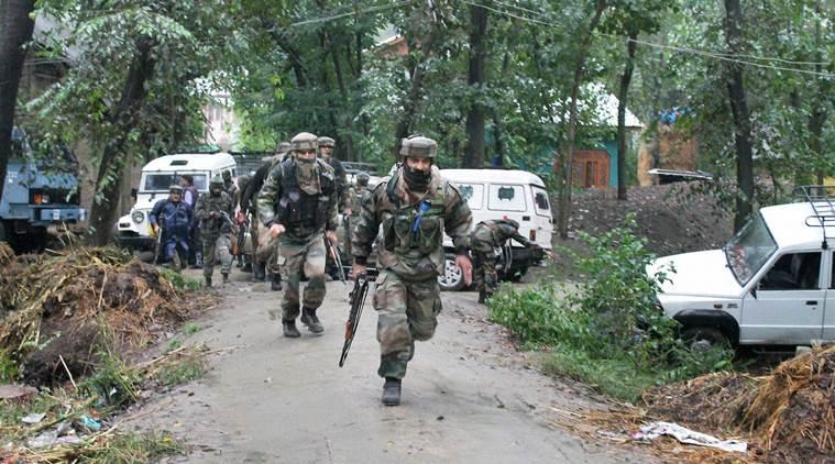 Two militants killed in encounter in J-K
