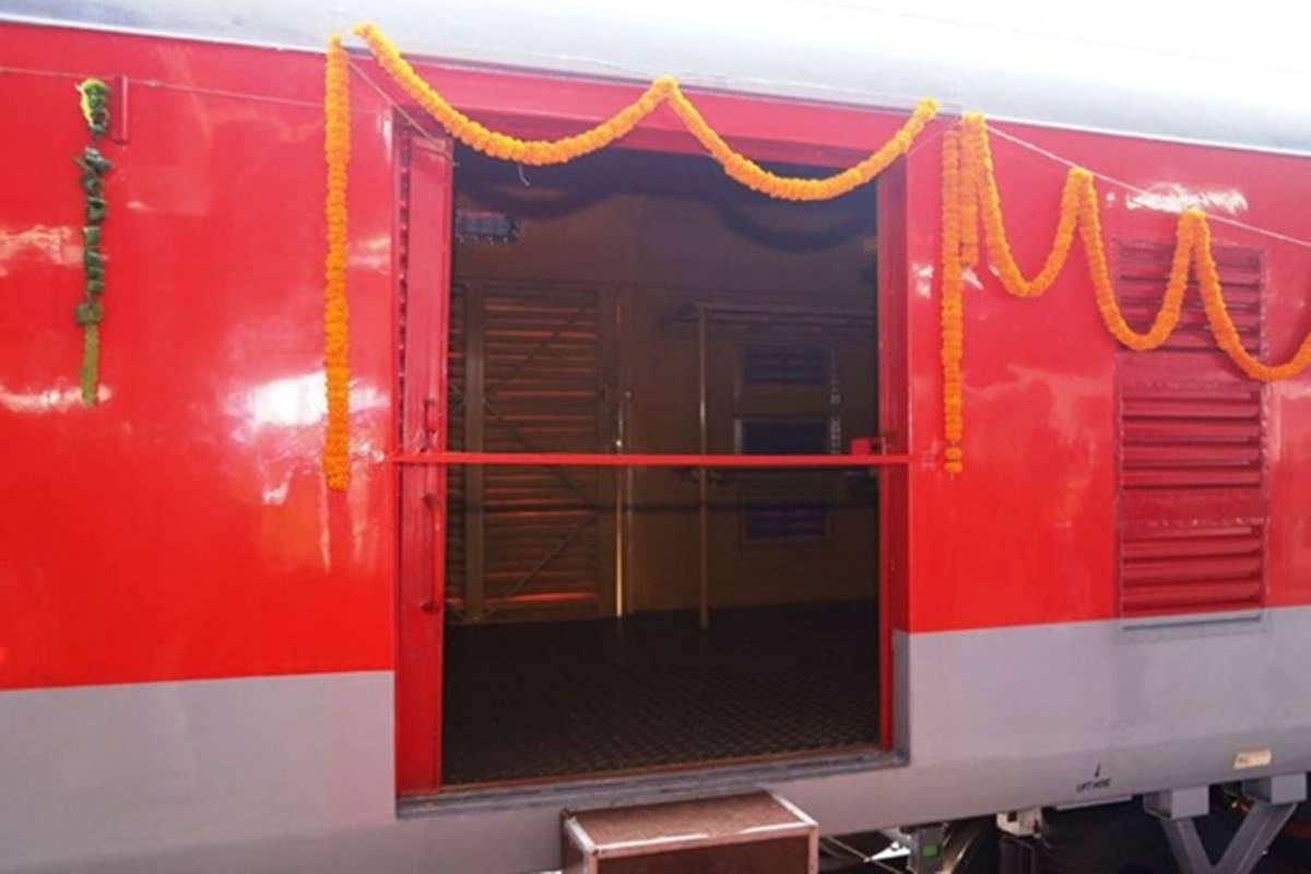 ECoR to run two parcel express trains