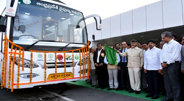 AP government launches Naipunya Ratham