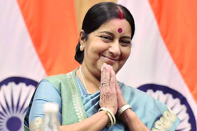 Sushma Swaraj not to contest 2019 Lok Sabha polls