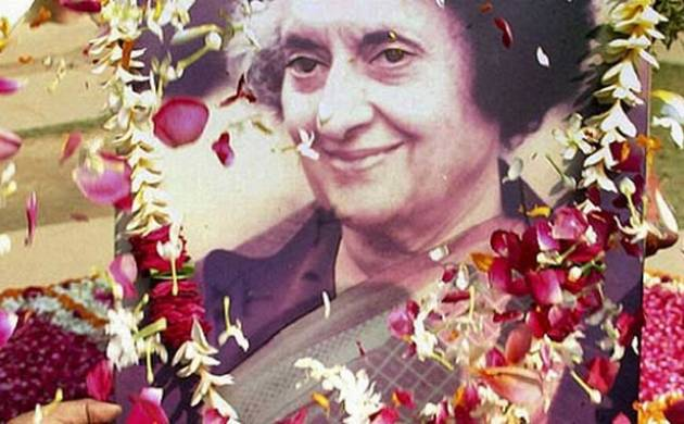 President Kovind and PM Modi pay tribute to former PM Indira Gandhi on her birth centenary