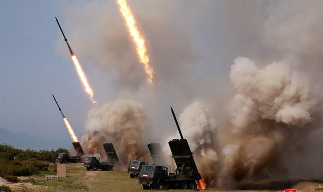 North Korea fires two ballistic missiles, says South Korea