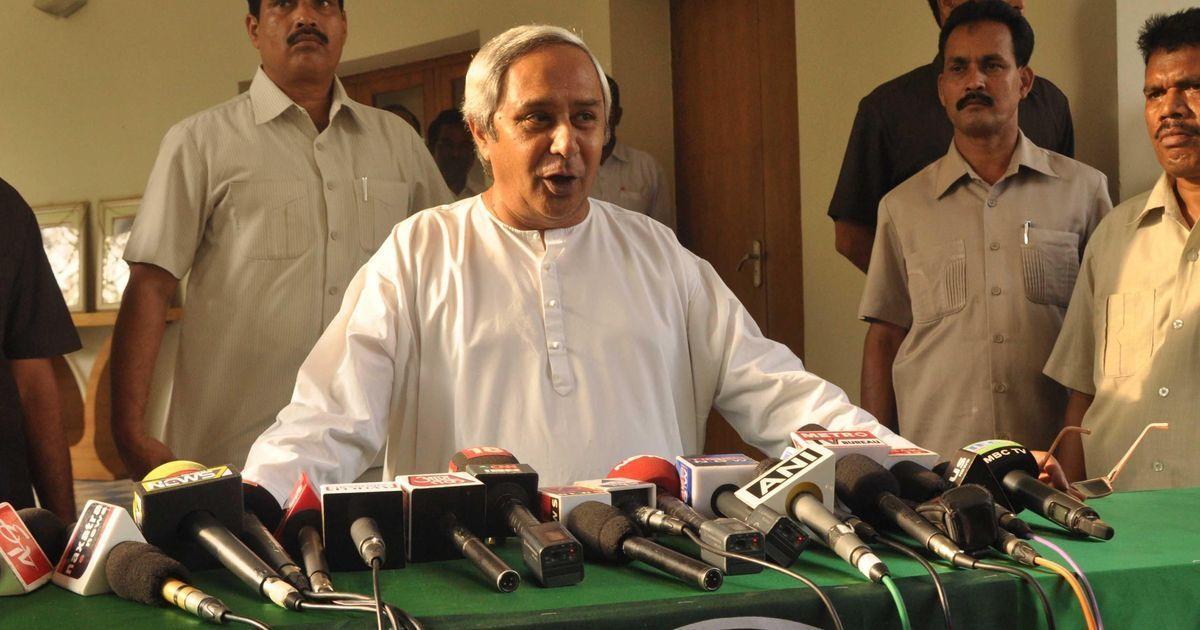 BJD will not be a part of Mahagathbandhan, says Naveen Patnaik