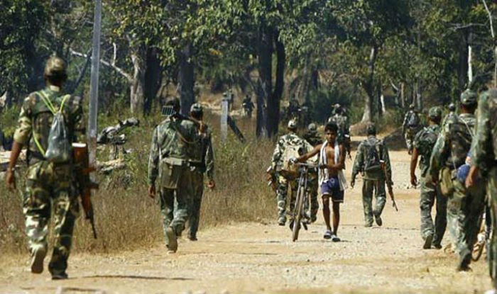 3 Maoists killed in encounter with security forces in Aurangabad,Bihar