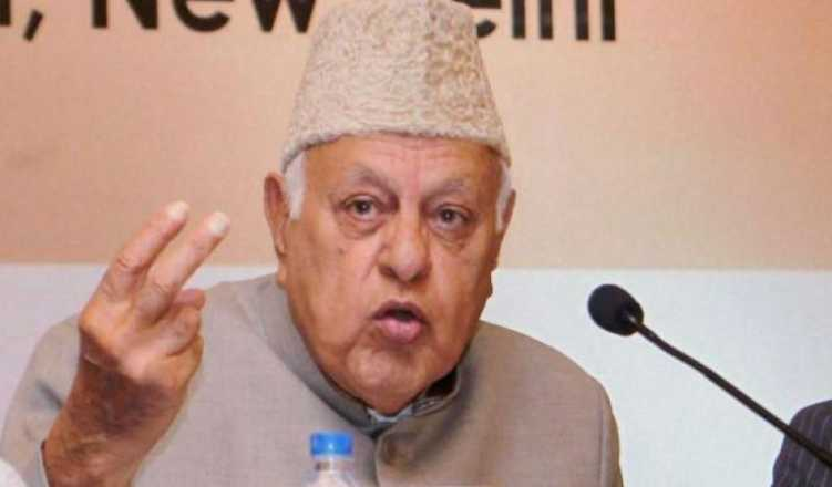National Conference will not participate in J&K local body polls:Farooq Abdullah