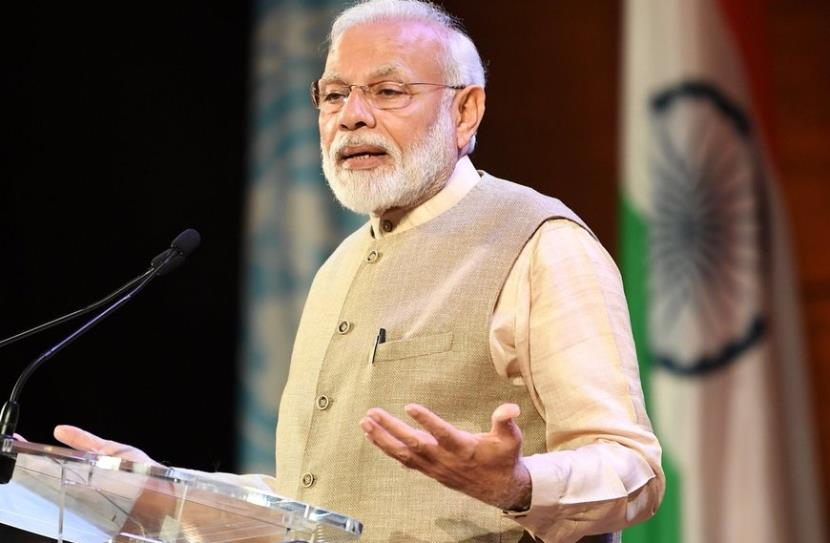 Terrorism, corruption being effectively tackled in New India: PM Modi