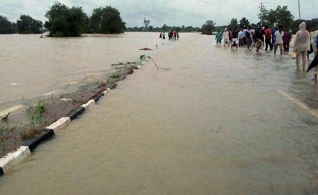Bundelkhand region facing danger of floods after heavy rains