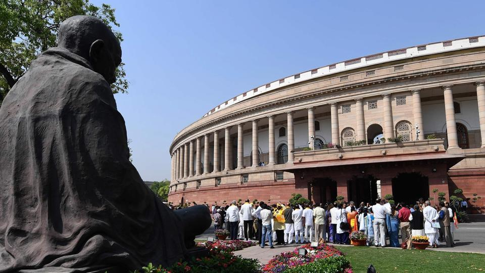Parliament Logjam continues as both the houses of Parliament adjourned for the day