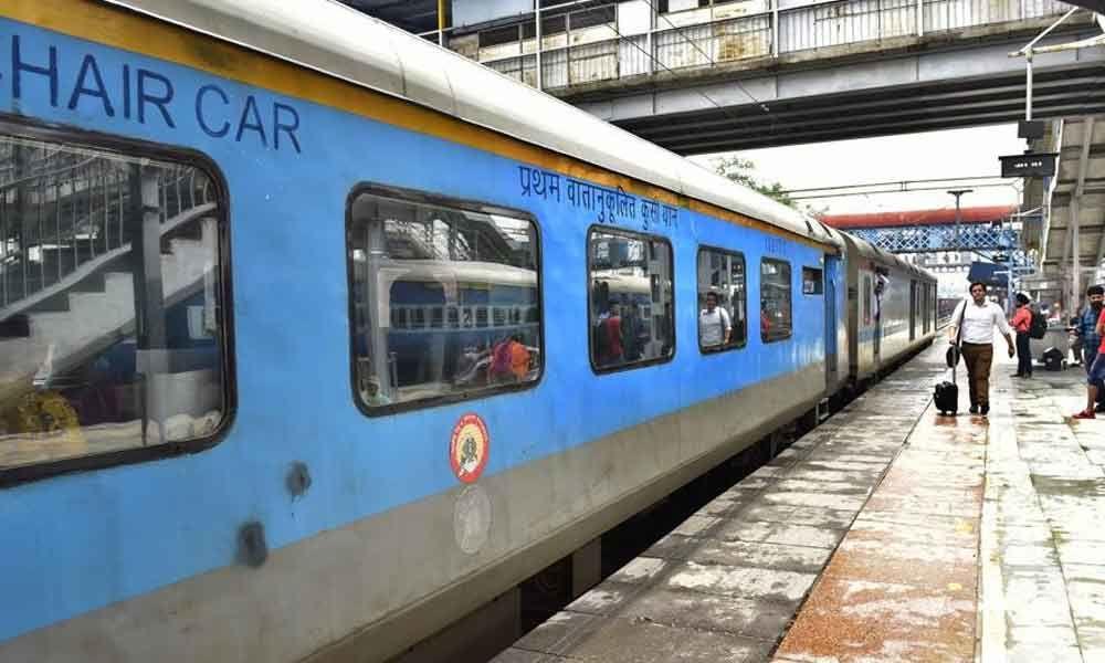 railwaystoofferupto25%discountinsomeshatabditejastrains