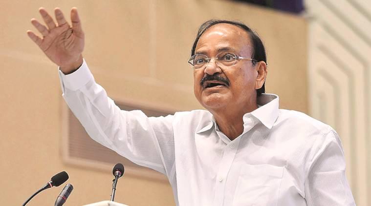 Venkaiah Naidu calls for exercise, yoga to beat disease
