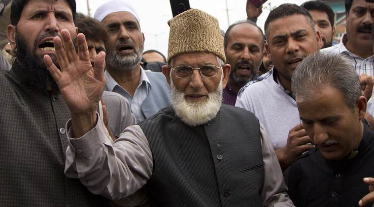 Geelani, Malik refuse to meet all-party delegation