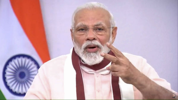 PM Modi to address BJP workers from all over India today