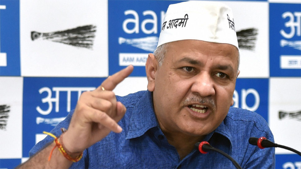 AAP says no to alliance with Congress just in Delhi