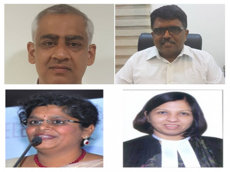 Delhi HC gets four new judges