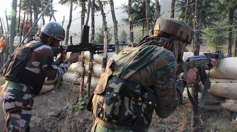 Gunfight breaks out between terrorists and security forces in Srinagar