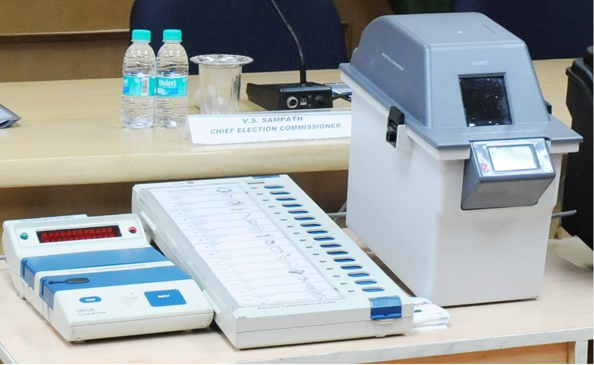 VVPAT machines to be installed at polling booths in Uttarakhand