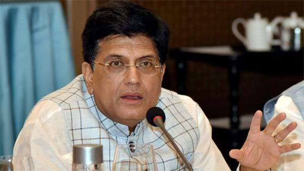 railway-ministry-studying-profiles-of-officials-under-anti-corruption-drive-goyal