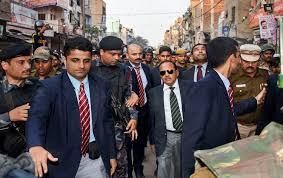 NSA Ajit Doval takes stock of situation in violence affected areas in North East Delhi