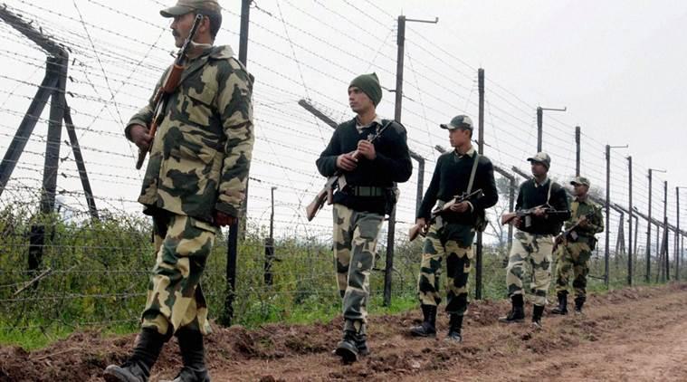 Pakistani Army shells LoC areas in J&K