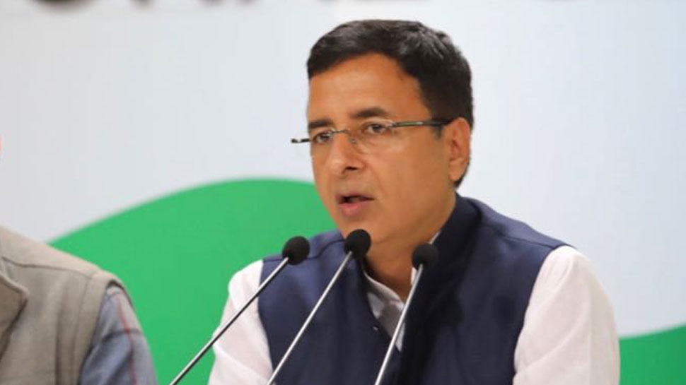 Congress accuses BJP of receiving donation from firm under ED probe for