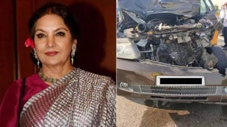 FIR against Shabana Azmi