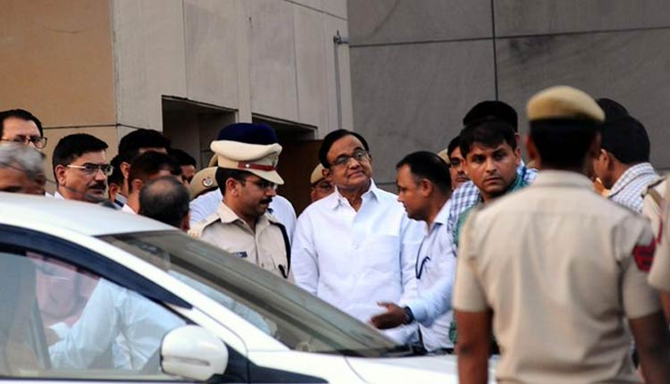 INX Media case: Delhi court extends judicial custody of P Chidambaram till October 3