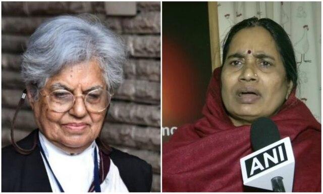 Advocate Indira Jaising urges Nirbhaya