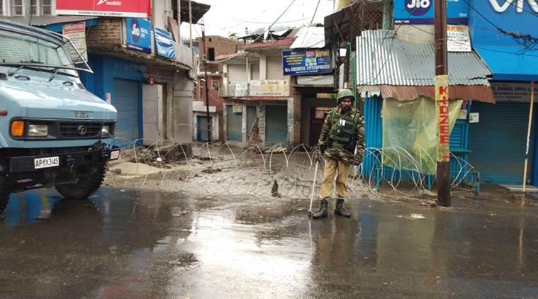 Day curfew lifted in kishtwar, J&K