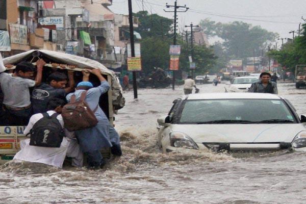 Tamil Nadu deluge climate change trailer, matches global warming signs