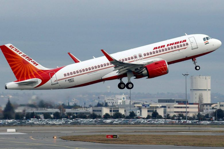 Air India passenger plane lands in London after bomb threat